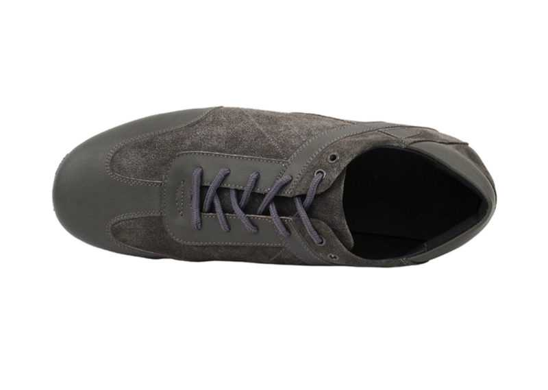 Zapato de baile- DAMA SHOES - Bosa Grey Leather & Suede