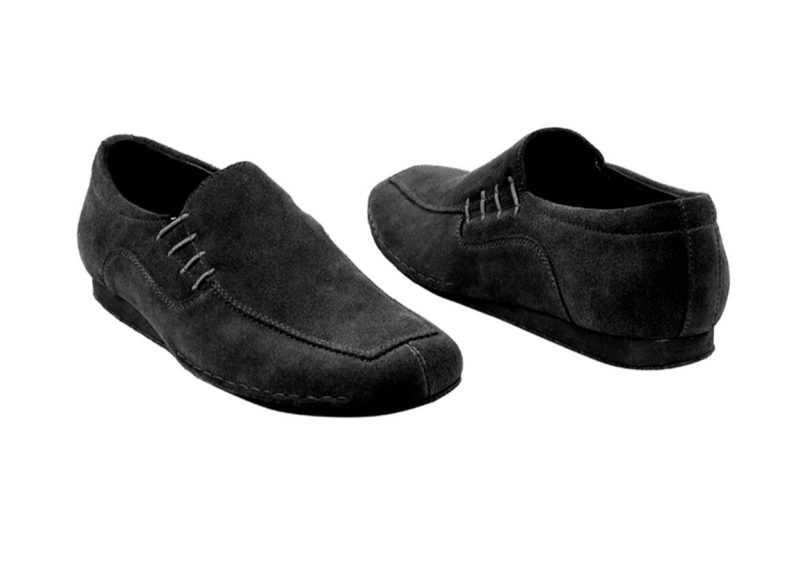 Zapato de baile - DAMA SHOES - Son Black Suede