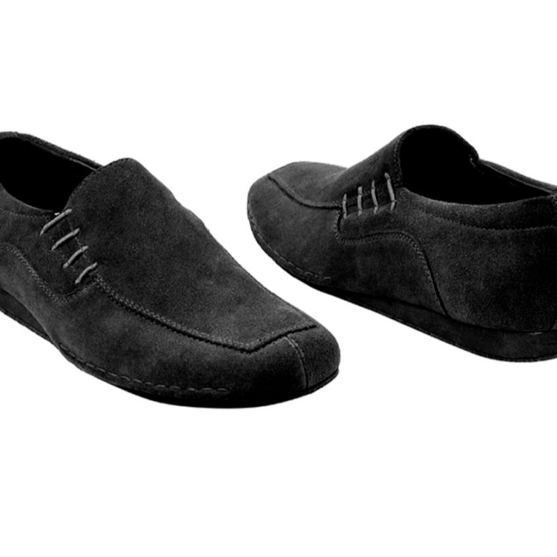 Zapato de baile - DAMA SHOES - Son Black Suede