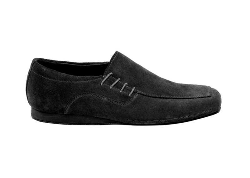 Zapato de baile- DAMA SHOES- Son Black Suede