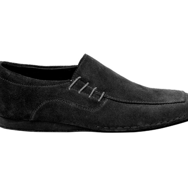 Zapato de baile- DAMA SHOES- Son Black Suede