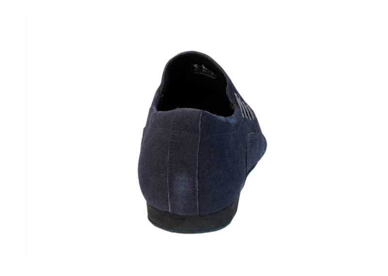 Zapato de baile -DAMA SHOES - Son Blue Navy Suede