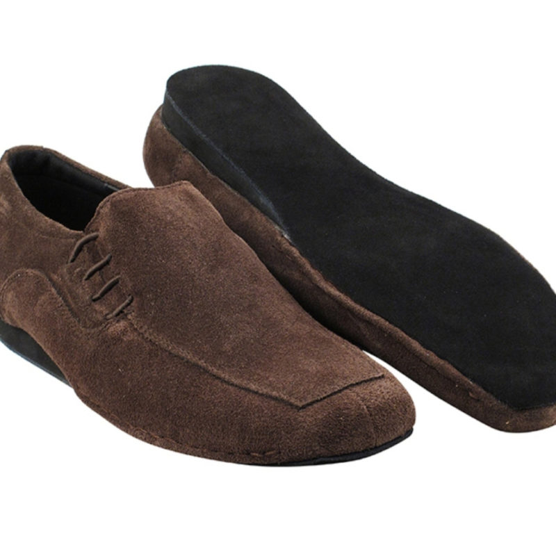 Zapato de baile- DAMA SHOES - Son Brown Suede