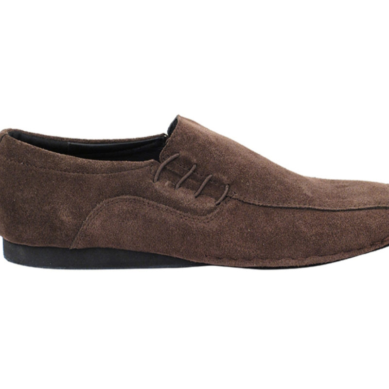 Zapato de baile -DAMA SHOES- Son Brown Suede