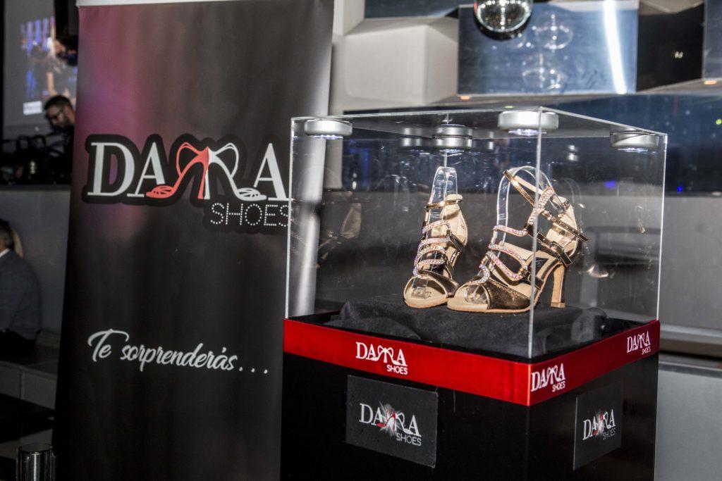 Zapato de baile-Dama Shoes-Evento presentación colección Amazonas