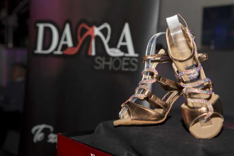 Zapato de baile-Dama Shoes-Evento presentación modelo Stephanie