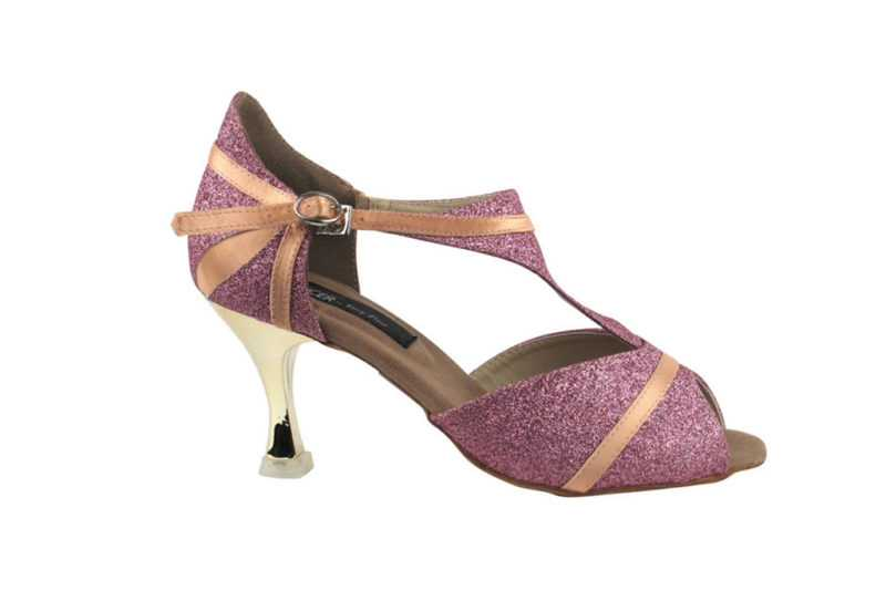 Zapato de baile- DAMA SHOES- Macy Rose Satin
