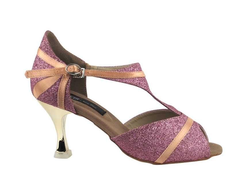Zapato de baile- DAMA SHOES- Macy Rose Satin