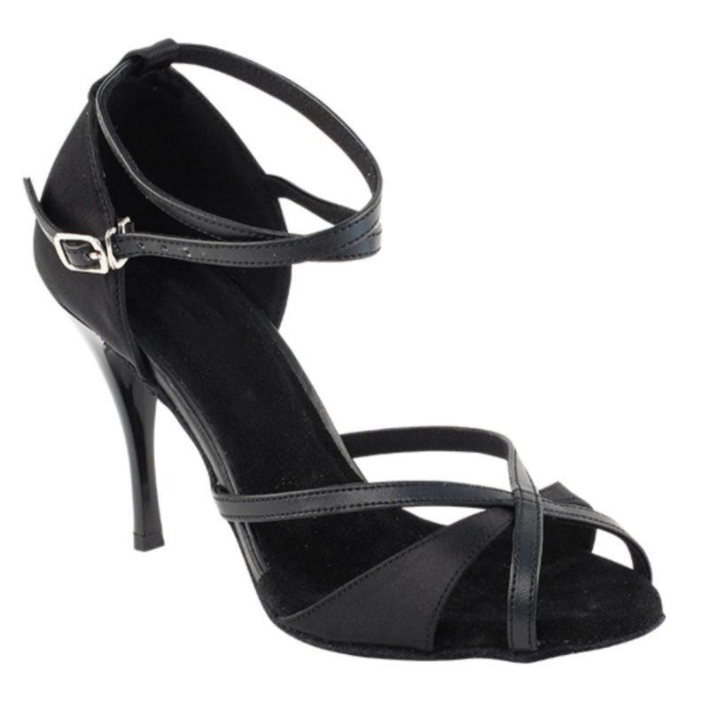 Zapato de baile -DAMA SHOES-Linx Black Trim
