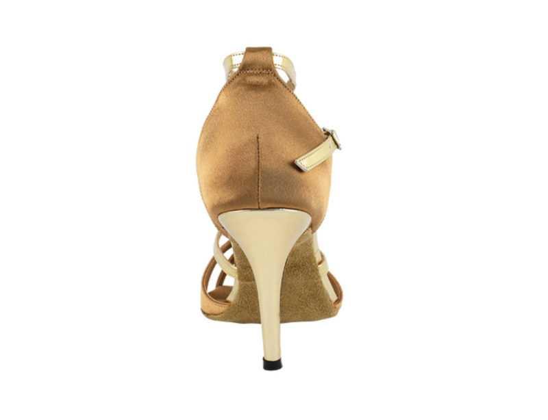 Zapato de baile -DAMA SHOES-Linx Gold Trim