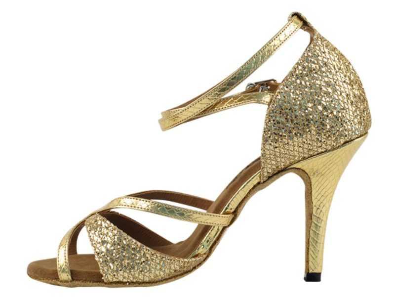 Zapato de baile -DAMA SHOES-Linx Snake Gold