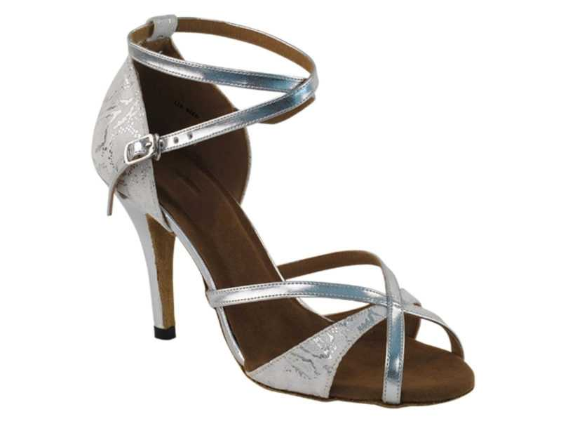 Zapato de baile -DAMA SHOES-Linx Silver Trim