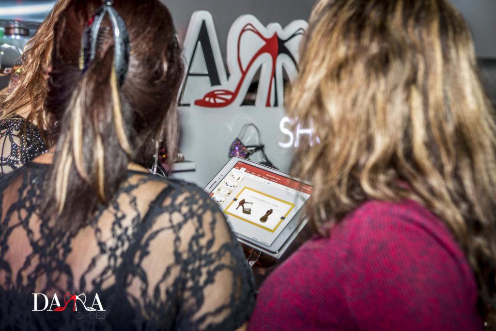 apato de baile-Dama Shoes-Evento presentación nuevas colecciones