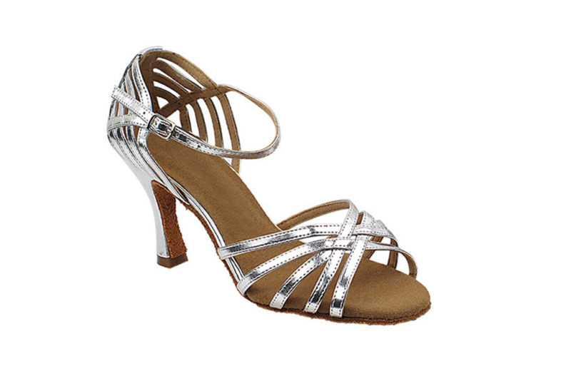Zapato de baile -DAMA SHOES- Aura Silver