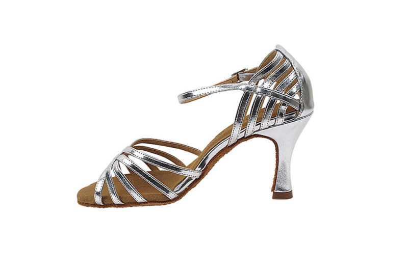 Zapato de baile - DAMA SHOES- Aura Silver