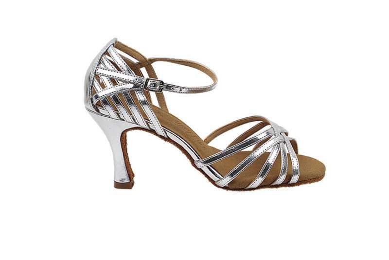 Zapato de baile- DAMA SHOES- Aura Silver