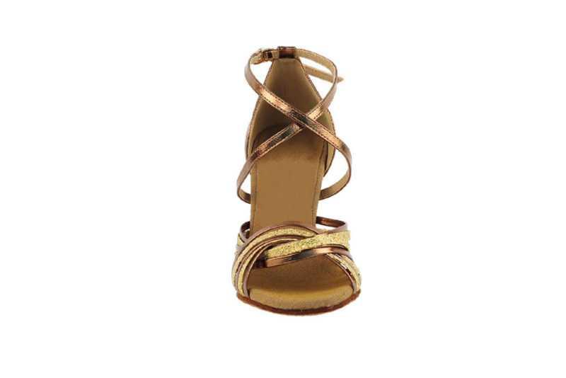 Zapato de baile-DAMA SHOES- Gany Gold Scale
