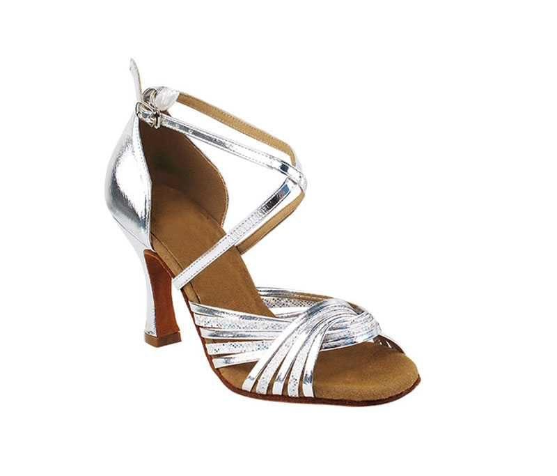 Zapato de baile- DAMA SHOES - Gany Silver Scale