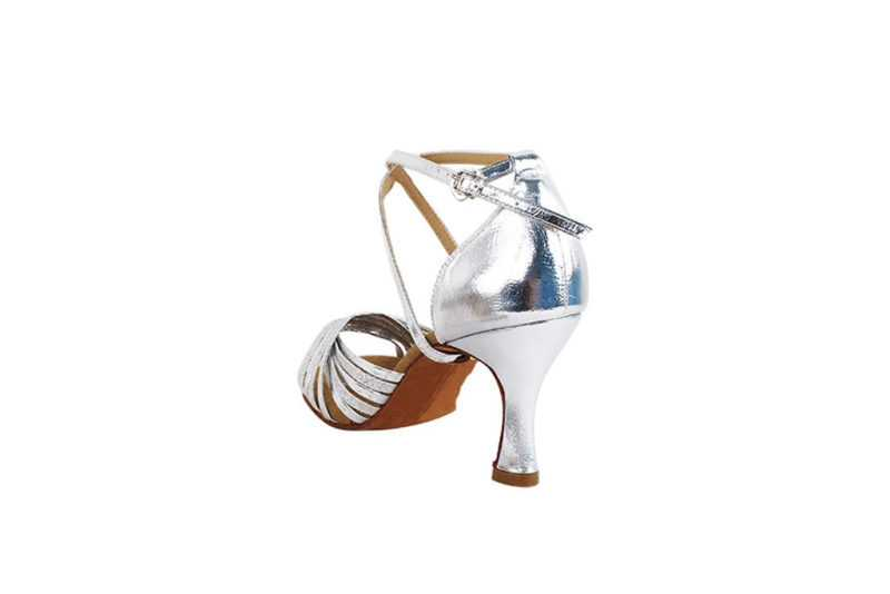 Zapato de baile- DAMA SHOES- Gany Silver Scale