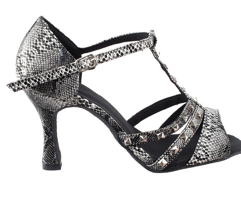 Zapato de baile - DAMA SHOES - Janis Brown Snake