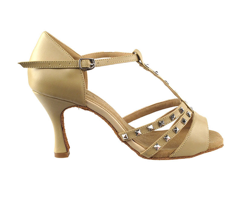 Zapato de baile - DAMA SHOES - Janis Tan Leather