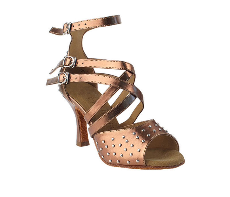 Zapato de baile - DAMA SHOES - Tina Copper Leather