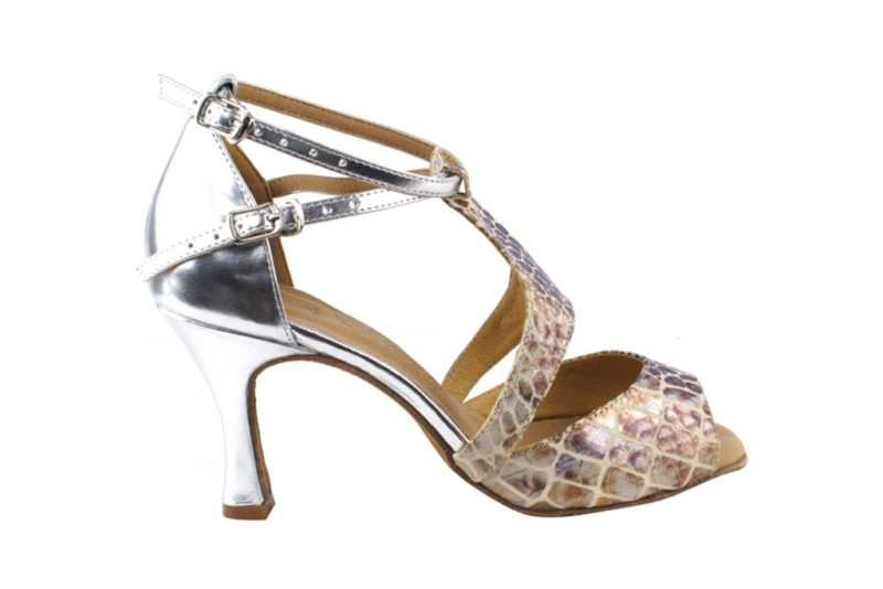 Zapato de baile - DAMA SHOES - Sienna Silver