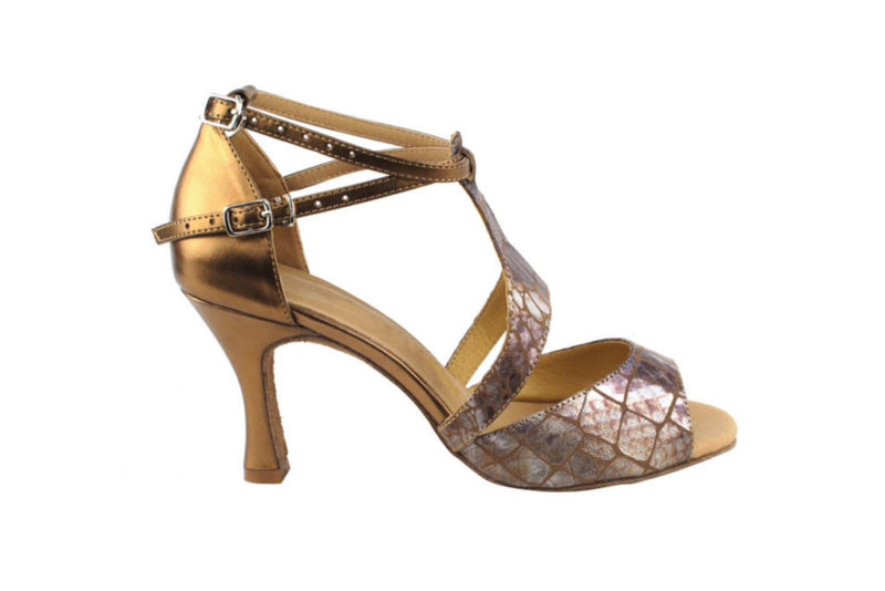 Zapato de baile - DAMA SHOES - Sienna Gold