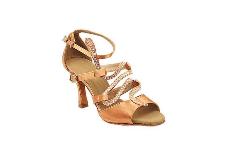 Zapato de baile - DAMA SHOES - Amazones collection - Stephanie Tan Satin