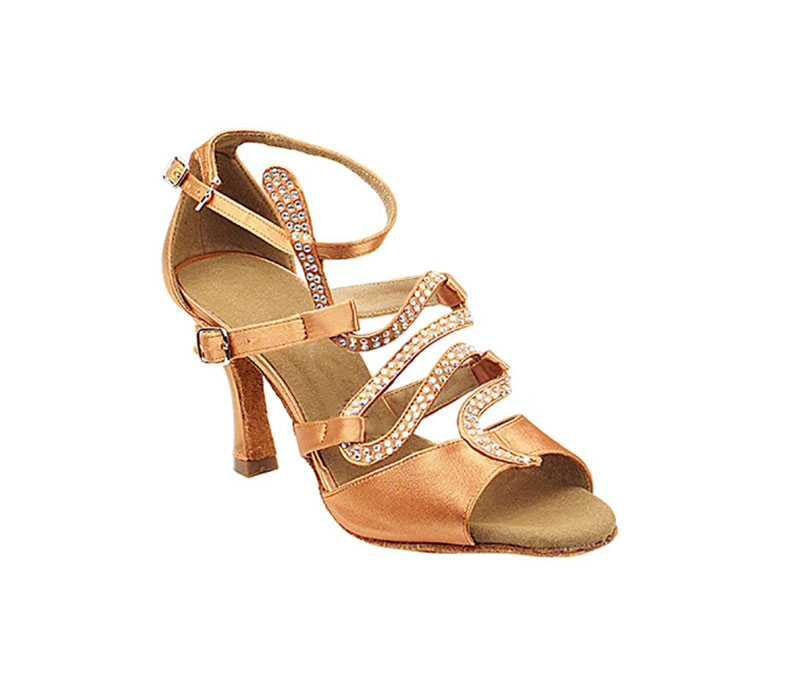 Zapato de baile - DAMA SHOES - Amazones collection - Stephanie Tan Satin