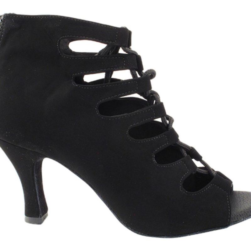 Zapato de baile -DAMA SHOES-Maryland Black Suede
