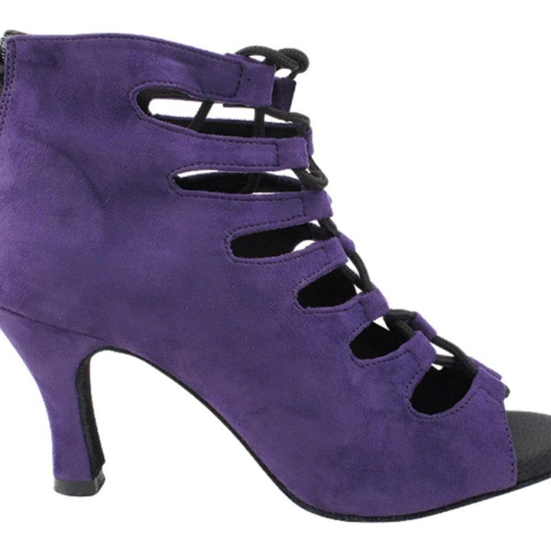 Zapato de baile -DAMA SHOES-Maryland Purple Suede